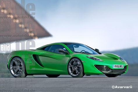 Land Rover Defender Usa >> McLaren F1 und Ferrari Enzo: Erlkönige - autobild.de
