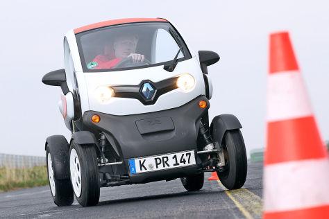 E Mobil Im H 228 Rtetest Was Kann Der Neue Renault Twizy