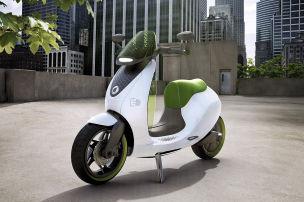 Smarter E-Roller