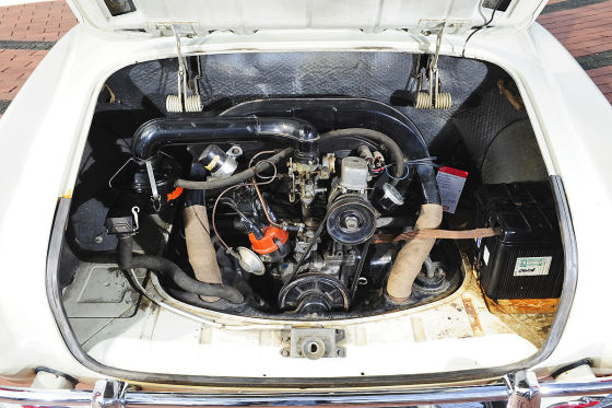 VW Karmann-Ghia Typ 14