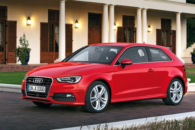 Video: Audi A3 (2012)