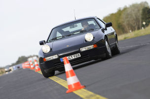 Der Mercedes unter den Porsche