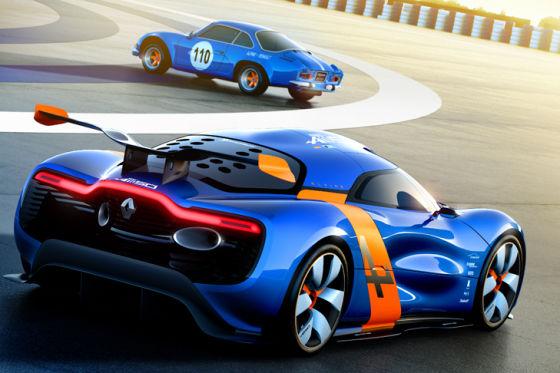 Der neue Renault Alpine