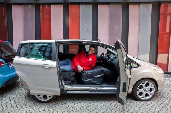 türkonzepte im vergleich: ford b-max gegen opel meriva - autobild.de