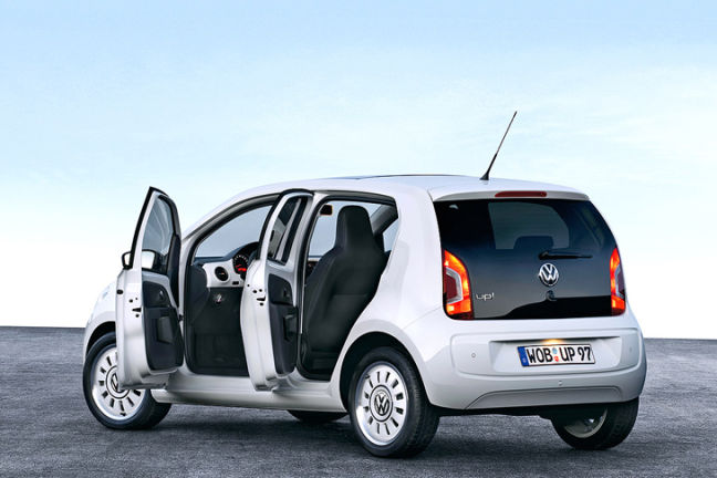 vw up i vw120. Black Bedroom Furniture Sets. Home Design Ideas