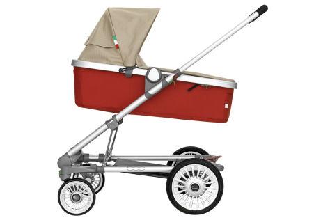 kinderwagen im fiat 500 design
