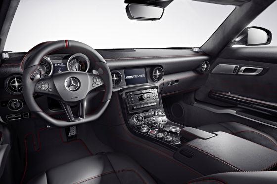 Mercedes SLS GT