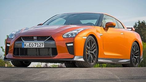 Nissan GT-R Nissan GT-R