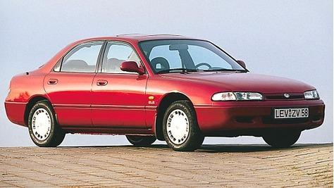 Mazda 626 Efini MS6 GE