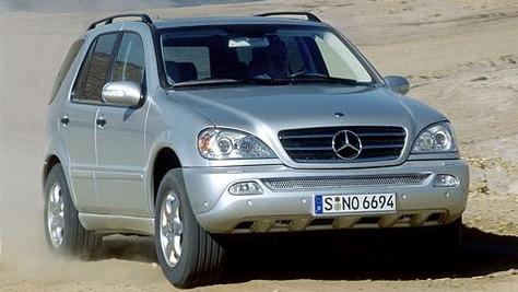 Mercedes GLE  I (W 163)