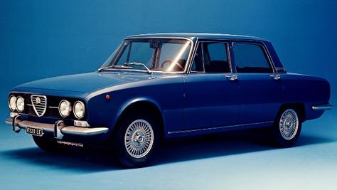 Alfa Romeo 1750/ 2000 Berlina