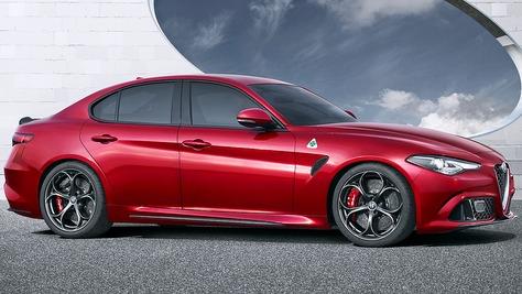 Alfa Romeo Giulia II