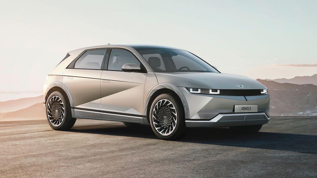 Ioniq 5 Ioniq 5 © Hyundai Motors