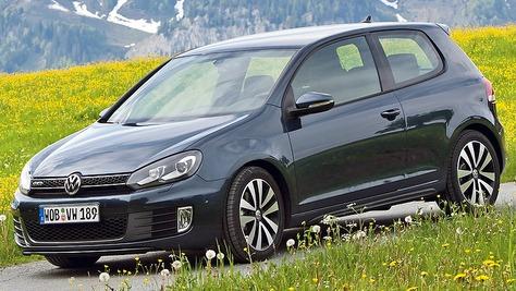 VW Golf GTD VI (Typ 1K)