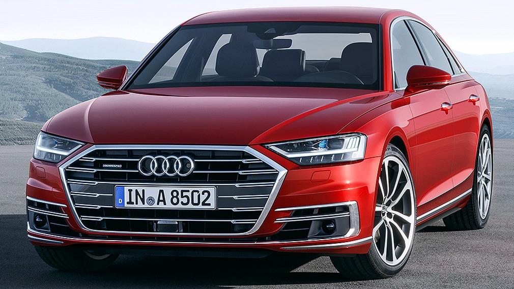 Audi A8 D5 © Audi AG