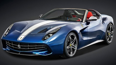 Ferrari F60 America Ferrari F60 America
