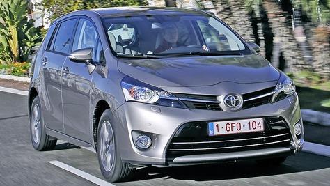 Toyota Verso III