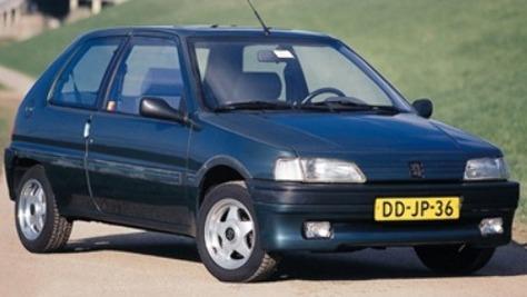 Peugeot 106 S1