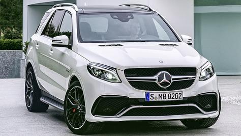 Mercedes-AMG GLE W 166