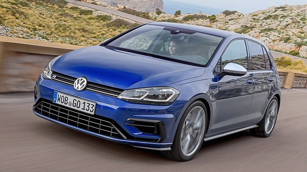 VW Golf R VII