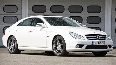 Mercedes-AMG CLS C 219