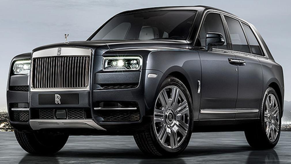 Rolls-Royce Cullinan  Rolls-Royce Cullinan