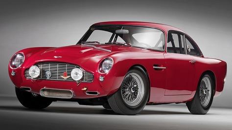 Aston Martin DB4 Aston Martin DB4