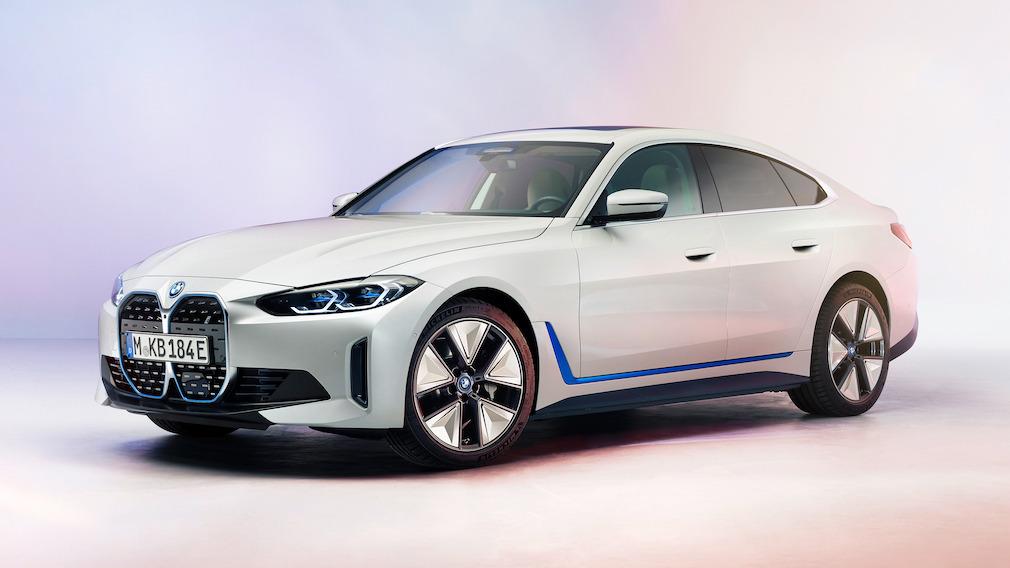 BMW i4 BMW i4 © BMW AG