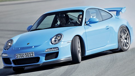 Porsche 911 GT-Modelle 997