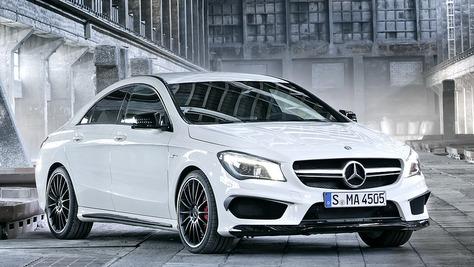 Mercedes-AMG CLA W 117