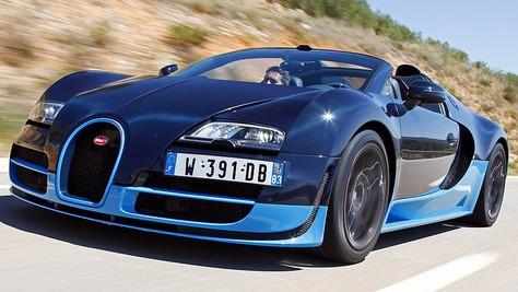 Bugatti Veyron 16.4 Grand Sport Vitesse Bugatti Veyron 16.4 Grand Sport Vitesse