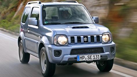 Suzuki Jimny I