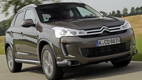 Citroën C4 Aircross Citroën C4 Aircross