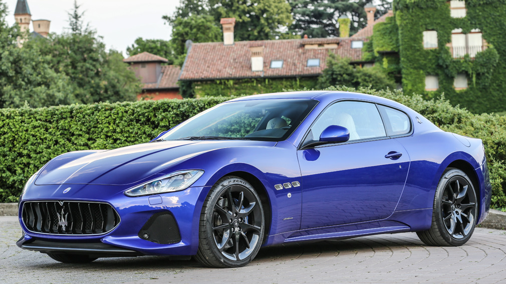 Maserati GranTurismo Maserati GranTurismo