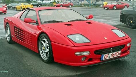 Ferrari Testarossa  512M