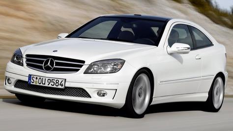 Mercedes CLC-Klasse