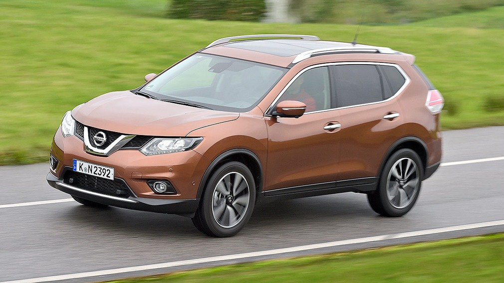 Nissan X-Trail T32 © Christoph Börries / AUTO BILD