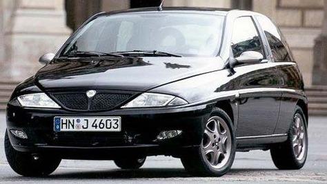 Lancia Y Lancia Y
