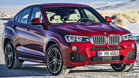 BMW X4 I