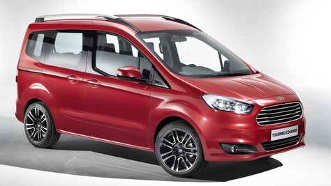 Ford Tourneo Courier Ford Tourneo Courier