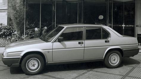 Alfa Romeo 90 Alfa Romeo 90