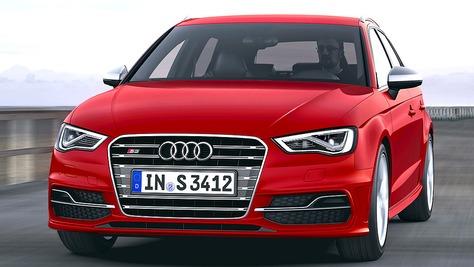 Audi S3 Sportback 8VA