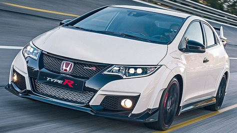 Honda Civic Type R IV