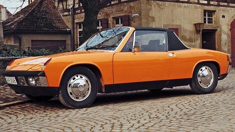 Porsche 914 Porsche 914