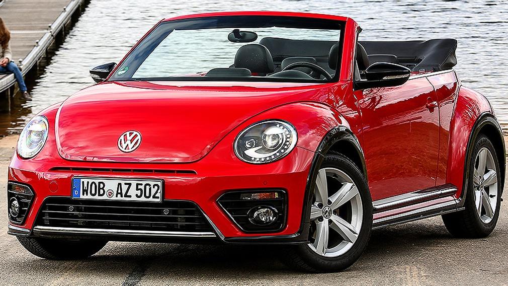 VW Beetle II (Typ 5C)