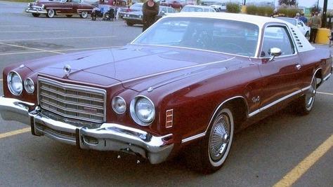 Dodge Charger IV