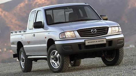 Mazda B-Serie UN