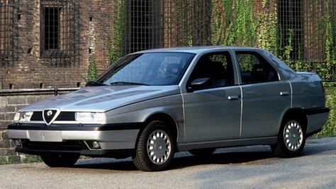 Alfa Romeo 155 Alfa Romeo 155