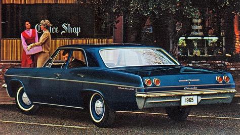 Chevrolet Bel Air IV