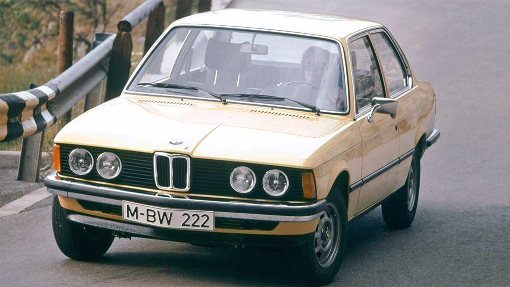 BMW 3er E21 © Werk